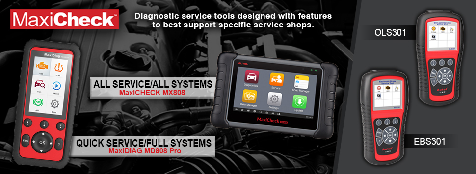 Diagnostic Service Tools